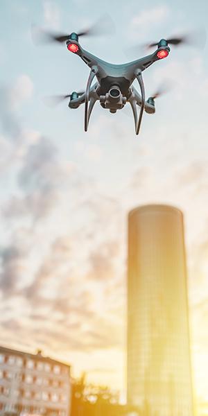 Drones Environnement Enviro 3D Conseils